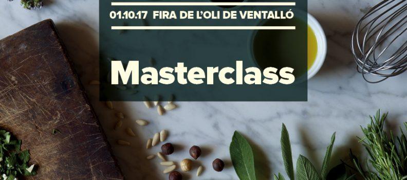 Masterclass: CUINEM AMB ESTRELLES