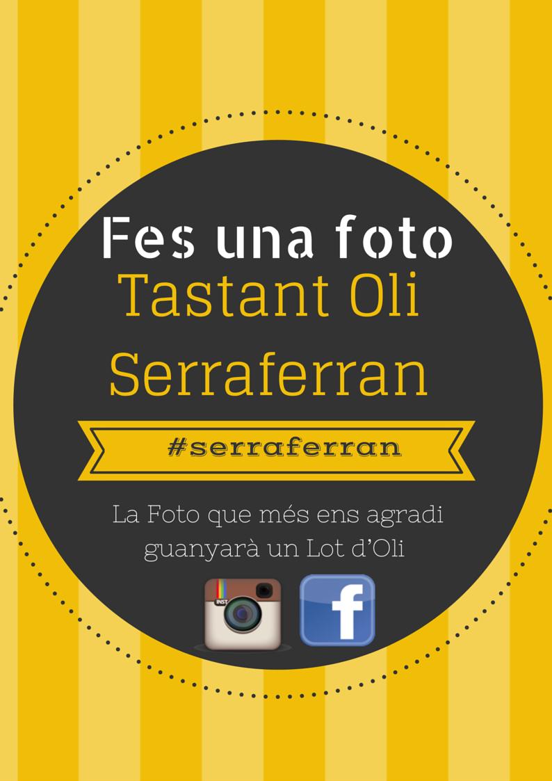 Tasta Oli Serraferran: Girona Fira Tot Sants 2014